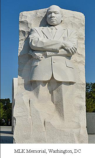 MARTIN LUTHER KING DAY – LEST WEFORGET!