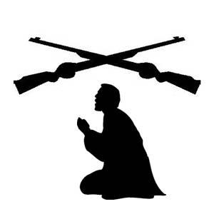 Guns or Prayer?