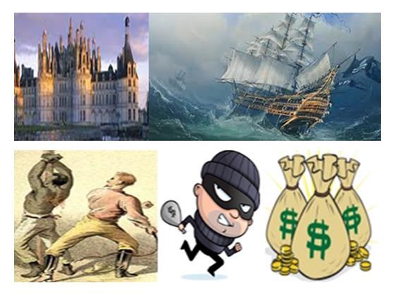 Greed, Bondage, Corruption AndAbuse: